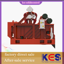Construction Site Wastewater Treatment System Sludge Dewatering Filter Skid Mounted Slurry Separation Water Filtration