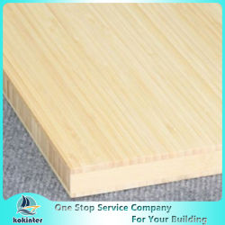H Shape/ I Shape 10mm Bamboo Board for Worktop Countertop and Furniture/Skateboard/Cabinet
