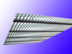 Toma Aluminum Wing Blind