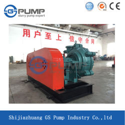 Centrifugal Cyclone Water Feeding Pump/Mineral Mechanical Slurry Pump
