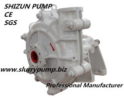 Sand Gravel Solid Handling Centrifugal Slurry Pump