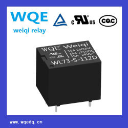 Power Relay for Household Appliances &Industrial Use PCB Relay Contact Sensitivity Switch