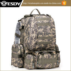 Outdoor Sports Travel Camouflage Tactical Combination Hiking Backpack