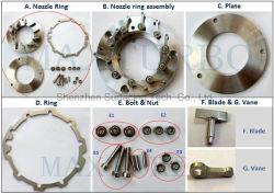 Automotive Turbo Charger Nozzle Ring Kit Parts Turbocharger