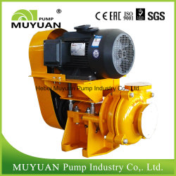 Single Stage Coal Preparation Slurry Pump Manufacturer