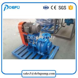 Belt Driven Electric Centrifugal Slurry Pump for Mineral Handling