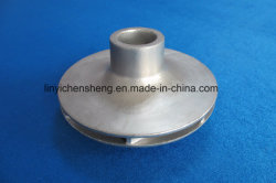 OEM Casting Stainless Steel Investment Casting Hydraulic Water Pump Impeller