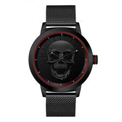 All Black Sports Made in Prc High-Grade Quartz Watch