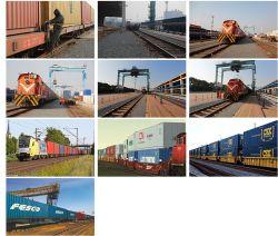 Professional Railway Transportation to Bishkek