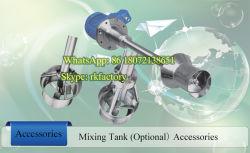Electric Heating Mixing Tank Cosmetic Emulsifying Tank