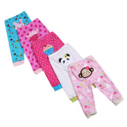 Bkd Wholesale Baby Clothes Lovely Long PP Style Baby Cotton Clothes Pants