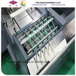 Semi Automatic Cold Glue Exercise Notebook Gluing Machine