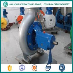 High Efficiency Paper Pulp Pump in Papr Mill