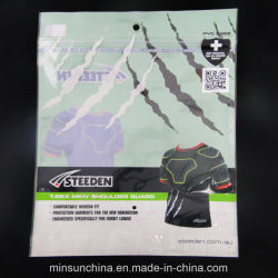 Laminated Zipper Stand up Aluminum Foil Bags for Sports Products