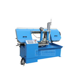 Horizontal Small BS-5030 CNC Metal Cutting Band Saw Machine price