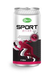 500ml Canned OEM Sport Drink