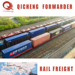 Railway Transportation to Almaty, Kazakhstan From Urumqi, China