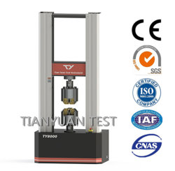 Ty8000 Electronic Universal Testing Machine 500kn /Tearing Test