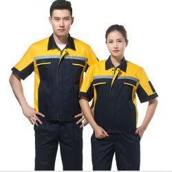 Custom Design Factory Worker Uniform/Industrial Mechanic Safety Worker Uniform