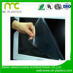 PVC Soft/Phthlate Free/Printing Static Film for Windows, Screen, Label Protection