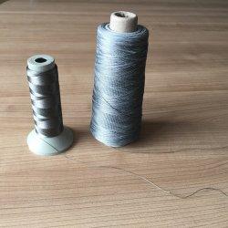 Fiberglass Steel Wire Thread/ Glass Fiber Steel Wire Thread