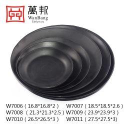 """Melamine Art Tableware Dinnerware Set Dinner Round Plate (6""""7""""8""""9""""10""""11"""")"""
