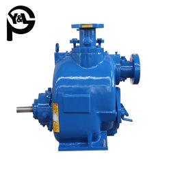 2inch Non-Clogging Horizontal Solid Handling Slurry Pump Equipment