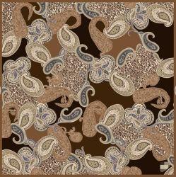 9a52a1b6f Popular Fashion Square Ladies Flower Silk Scarves Crepe Satin Plain Natural Silk  Scarf