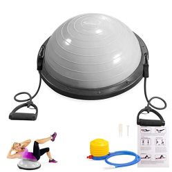 Yoga Fitness Strength Balance Ball Trainer for