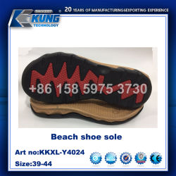Latest Design Slide Sandal Outsole EVA TPR Design Outsole for Quanzhou