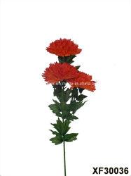 Artificial/Plastic/Silk Flower Single Stem of Chrysanthemum (XF30036)