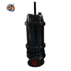 High Suction Lift Centrifugal Mining Sand Submersible Slurry Pump