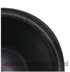 """15""""-600W Woofer, Gw-1501A, 3"""" Voice Coil, PRO Loudspeaker"""