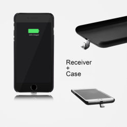 Universal Qi Wireless Charger Receiver Case for iPhone 7