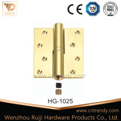 Tip Replaceable Solid Brass Door Hinge Removable Hinge (HG 1025)
