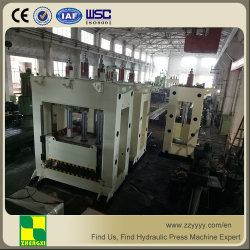 Yz27-100t Hydraulic Deep Drawing Press Machine for industrial Gaskets and Brake Pads