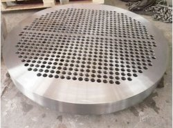 UNS C70600 Copper Nickel Alloy 90/10 Tube Sheets Tubesheets Baffles Tube Plates Support Plates CuNi 90/10 Cu-Ni 90/10