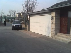 Automation Residential Sectional Garage Door