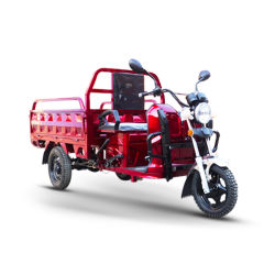 Electric Cargo Tricycle, Electric Three Wheel Motorcycle with EEC/Coc
