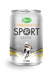 330ml OEM Carbonated Sport Drink