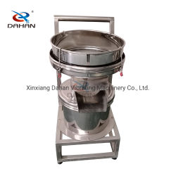 Dahan Slurry 450 Type Vibrating Sieve Filter Manufacturer