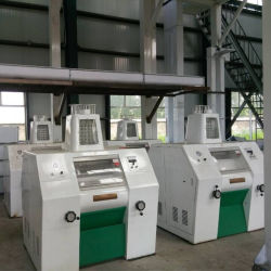 120 Tons Wheat Flour Machinery