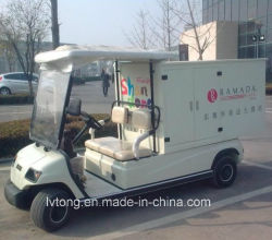 Price 2 Person Electric Mini Car for Hotle and Food