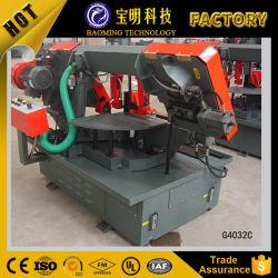 Ce Full Semi Automatic Hydraulic CNC Metal Band Saw Machine