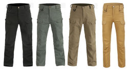4-Colors Military Outdoor Sports IX7 Trousers Men Tactical Cargo Pants