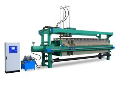 Automatic Cloth Washing Membrane Hydraulic Filter Press Price