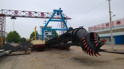 Suction Dredger for India Market