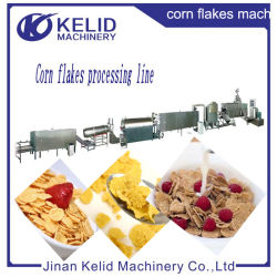 New Overseas Engineers Corn Flakes Production Machine