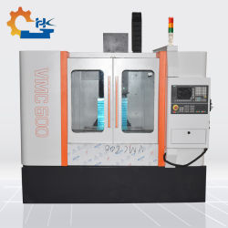 China High Precision3 Axis 4 Axis CNC Vertical Milling Machine 5 Axis Price