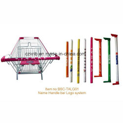European Style Supermarket Shopping Trolley